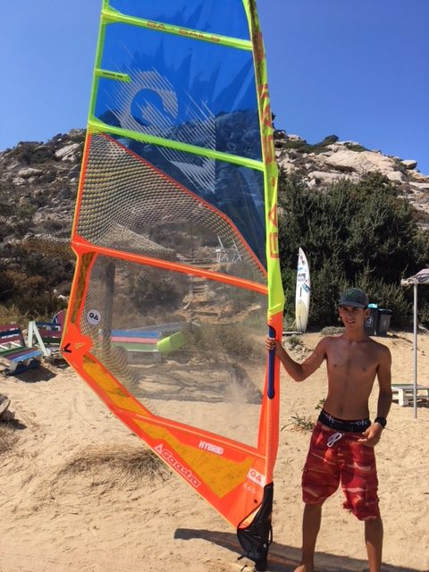 Used Equipment | Naxos windsurf Laguna beach park